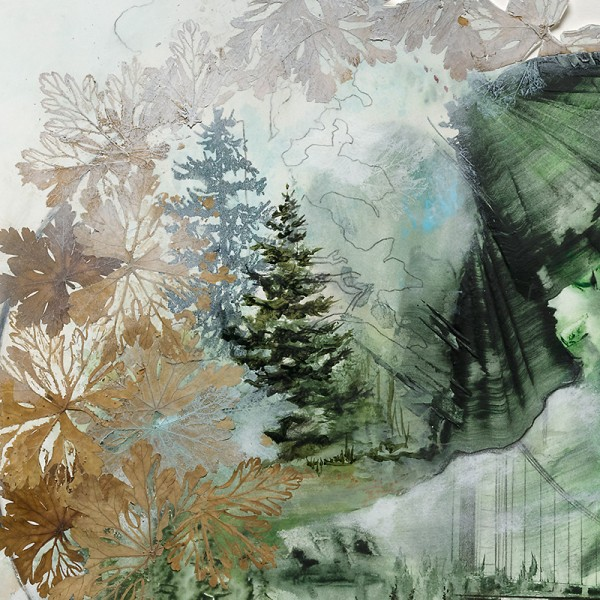 A fine art print from the artist of the artwork used for the Bon Iver, Bon Iver album cover and singles.